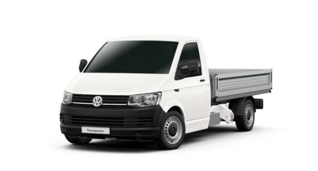 2018 Volkswagen Transporter T6 LWB Single Cab Van