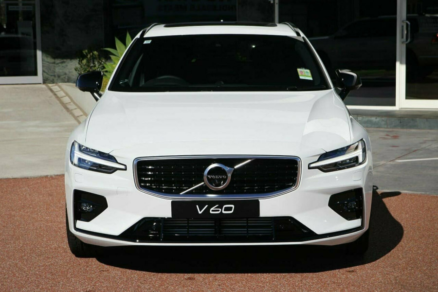 2019 MY20 Volvo V60 F-Series T5 R-Design Wagon Image 4