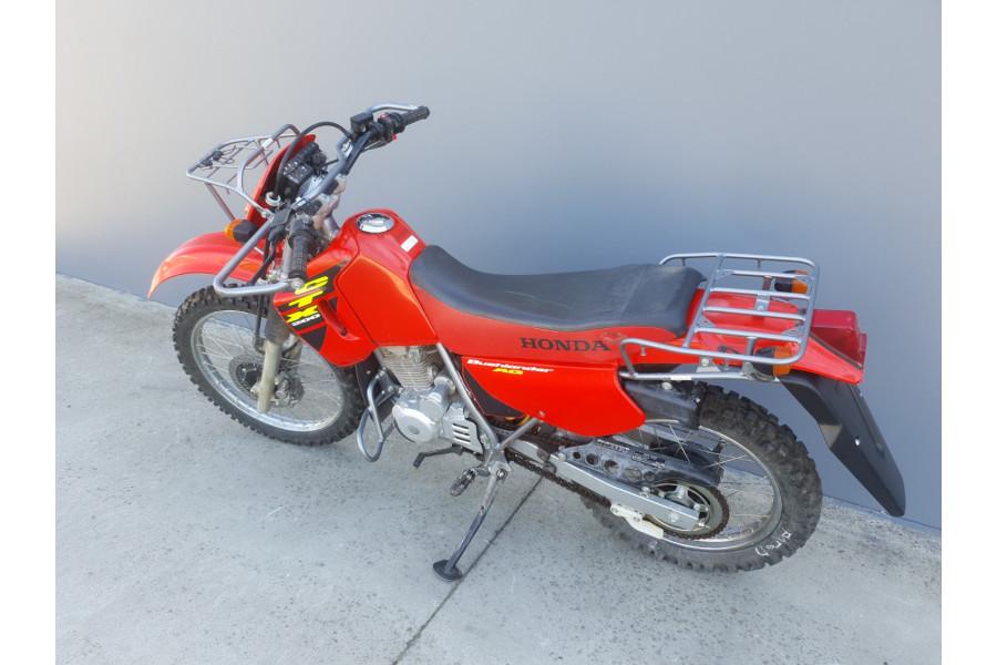 2013 Honda CTX200 Bushlander