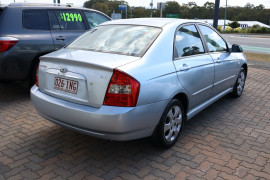 2005 MY04 Kia Cerato LD MY04 Sedan