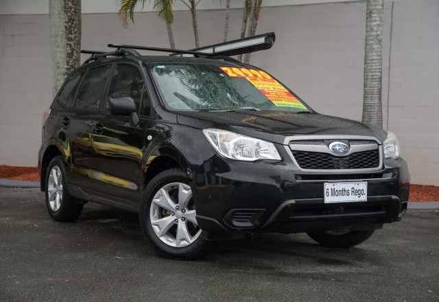 2013 Subaru Forester S4 MY13 2.0D Suv