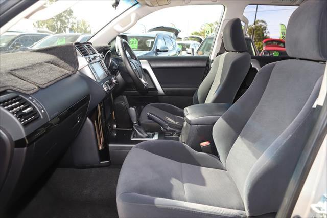 2014 Toyota Landcruiser Prado KDJ150R MY14 GXL Suv Image 8