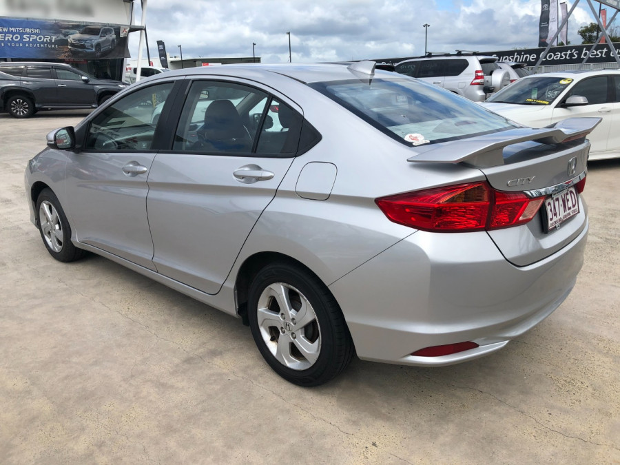 2015 MY16 Honda City GM  Ltd Edit. Sedan