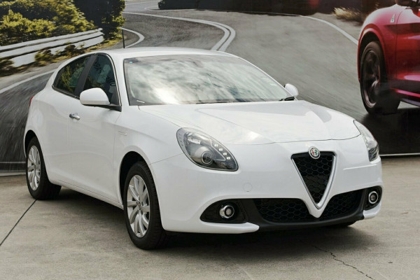 Alfa Romeo Giulietta Super Manual Series 2