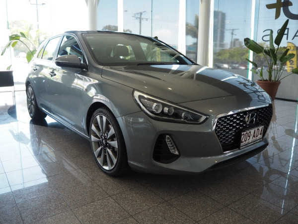 2017 MY18 Hyundai i30 PD SR Hatchback