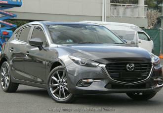 Mazda 3 SP25 Astina Hatch BN Series