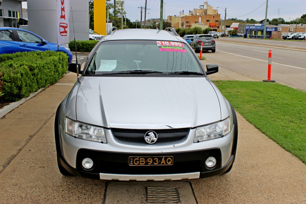 2005 Holden Adventra VZ SX6 Wagon