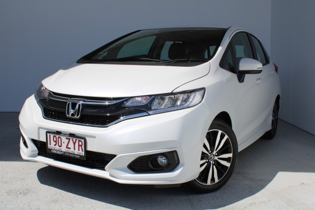 2020 MY21 Honda Jazz GF VTi-L Hatch Image 3