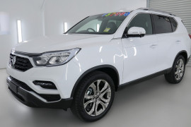 2019 MY18 SsangYong Rexton Y400 Ultimate Suv Image 3