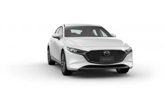 2021 MY20 Mazda 3 BP G20 Touring Hatch Hatchback Image 5