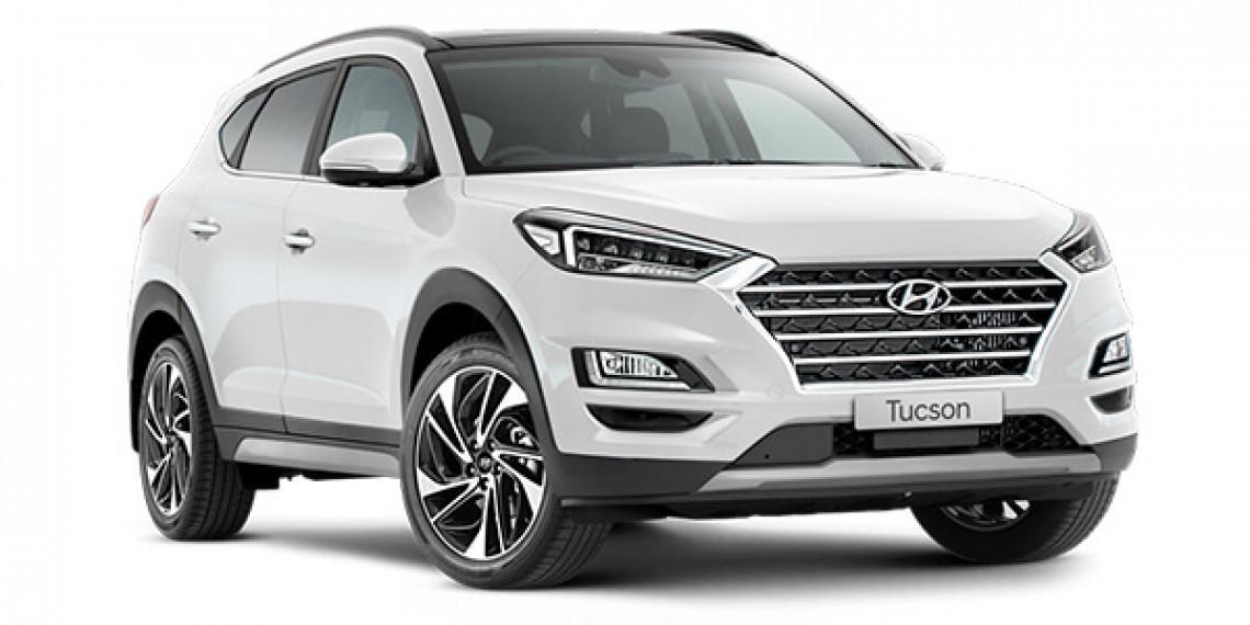 2020 Hyundai Tucson TL3 Highlander Suv Image 1