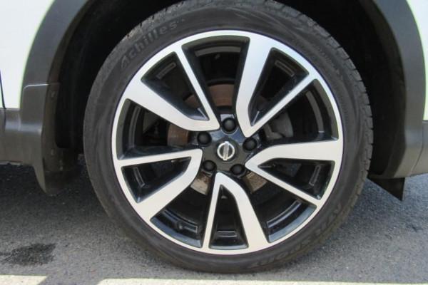 2014 Nissan QASHQAI J11 TI Suv Image 2