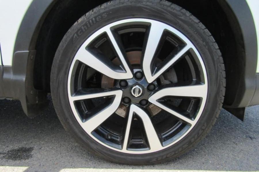 2014 Nissan QASHQAI J11 TI Suv