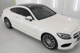 Mercedes-Benz C Class d C205
