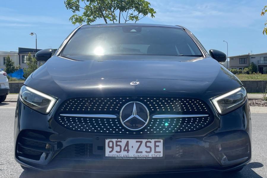 2018 Mercedes-Benz A-class A250 Image 2