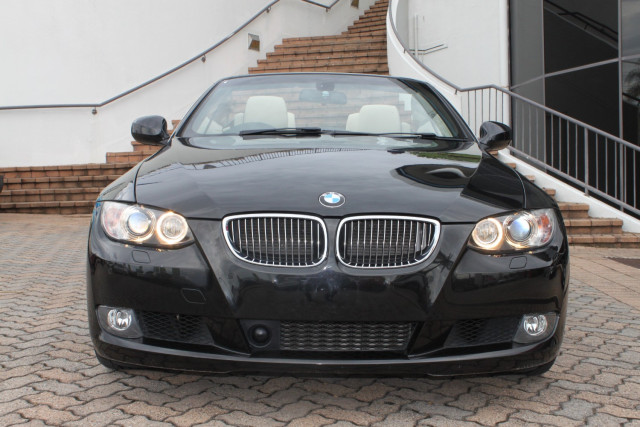 2009 MY09.5 BMW 3 Series E93 MY09.5 335i Convertible Image 6