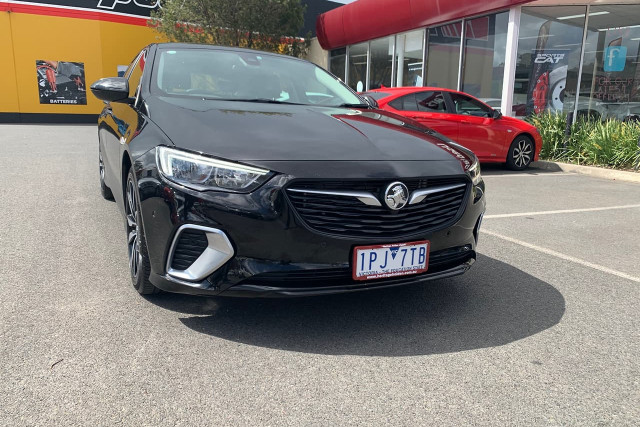 2018 Holden Commodore RS