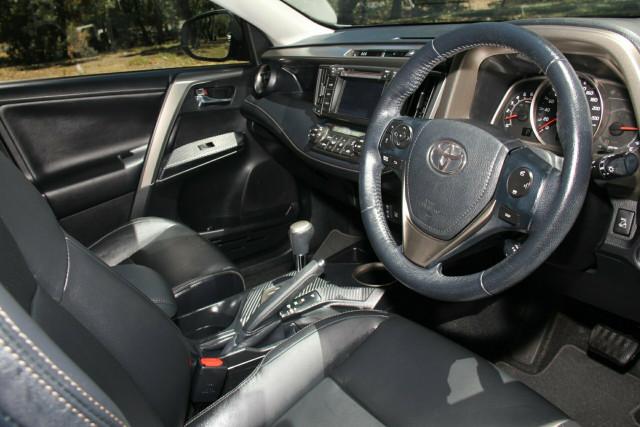 2014 Toyota RAV4 ALA49R MY14 Cruiser AWD Suv