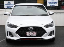 2019 MY20 Hyundai Veloster JS Turbo Coupe Image 2