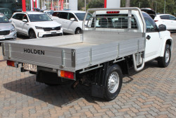 2008 Holden Colorado RC LX Cab chassis Image 5