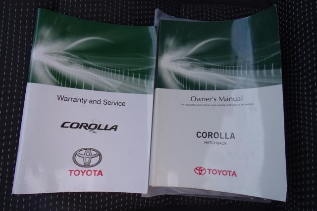 2016 Toyota Corolla Ascent Sport Hatch 21 of 21