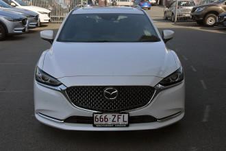 2019 Mazda 6 GL Series Atenza Wagon Wagon Image 3