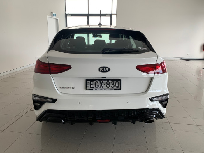 2019 MY20 Kia Cerato Hatch BD S with Safety Pack Hatchback Image 9