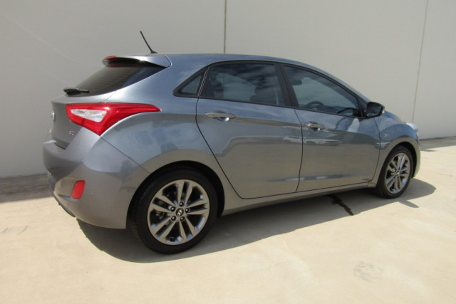 2016 Hyundai I30 GD4 SERIES II MY17 SR Hatchback