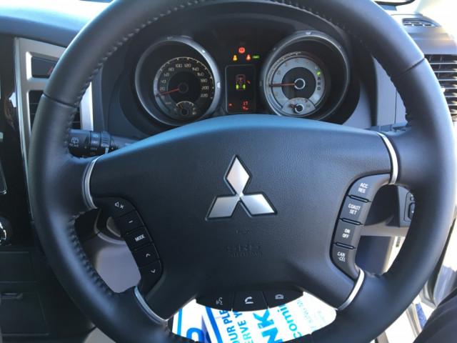 2019 MY18 Mitsubishi Pajero NX Turbo GLX Suv