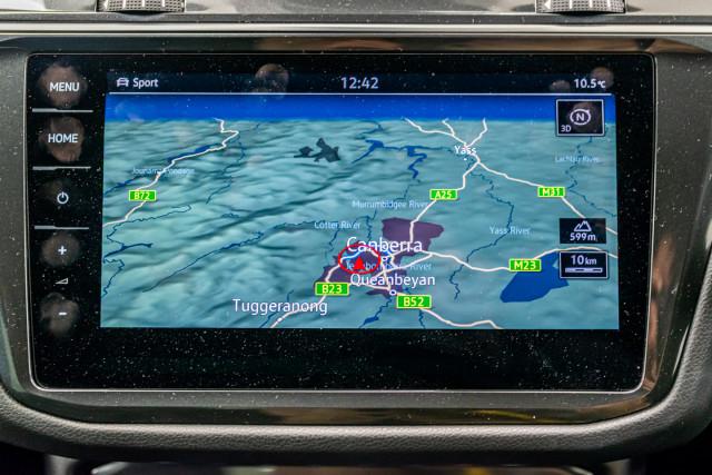 2018 MY19 Volkswagen Tiguan 5N Wolfsburg Edition Suv Image 31