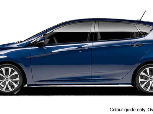 2019 MY18 Hyundai Accent RB6 Sport Hatch Hatchback