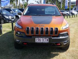 Chrysler Cherokee Trailhawk KL