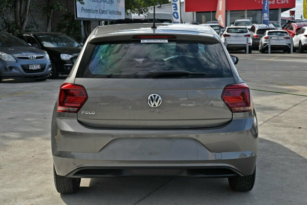 2018 Volkswagen Polo AW MY18 85TSI DSG Comfortline Hatchback
