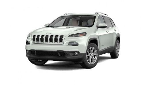 2017 Jeep Cherokee KL Longitude Wagon