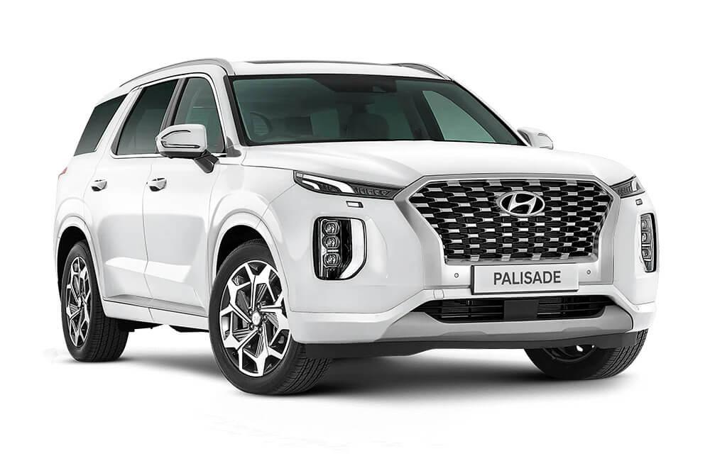 2021 MY22 Hyundai Palisade LX2.V2 Highlander Wagon