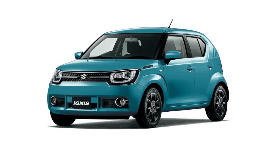 2018 Suzuki Ignis MF GLX Hatchback
