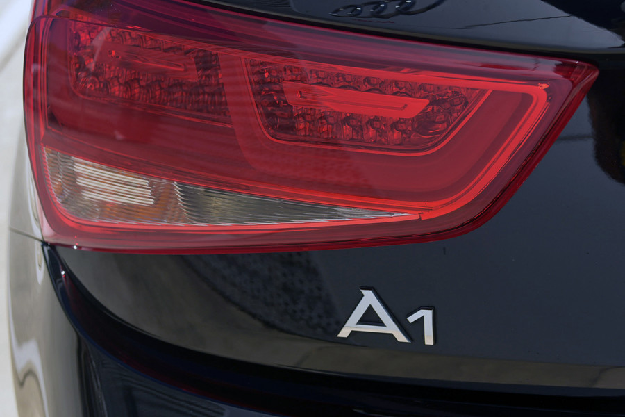 2014 Audi A1 8X Ambition Hatchback