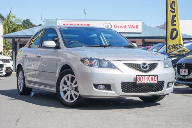 2006 Mazda 3 BK Series 1 Neo Sedan