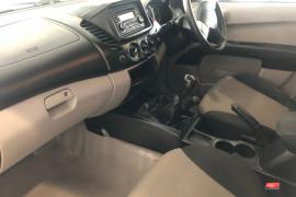 2013 Mitsubishi Triton MN MY13 GLX Ute Image 4