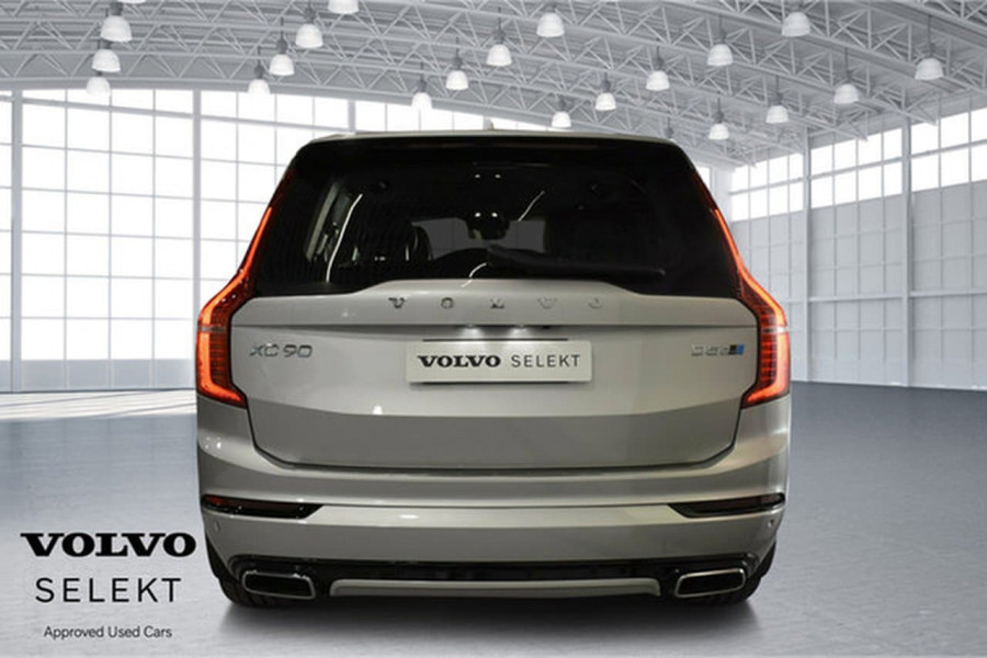 2018 MY19 Volvo XC90 L Series D5 R-Design Suv Mobile Image 5