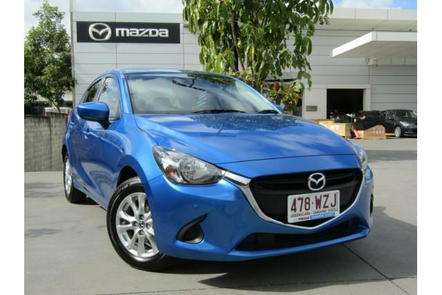 2016 Mazda 2 DL2SAA Maxx SKYACTIV-Drive Sedan