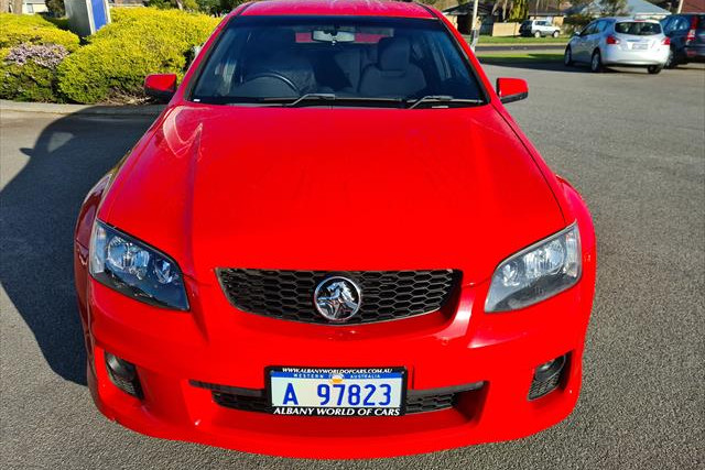 2011 Holden Commodore VE II SV6 Sedan Image 2