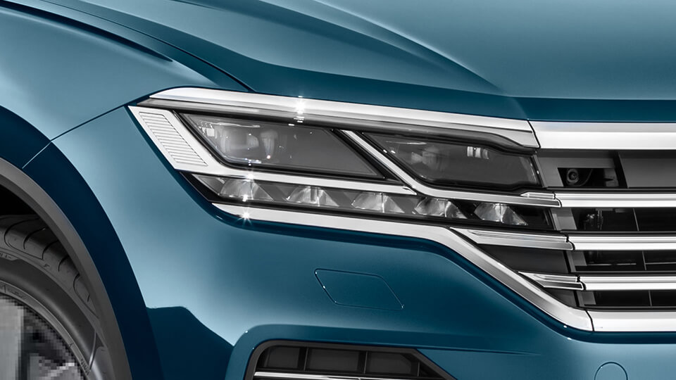 IQ. Light Matrix LED Headlights Image