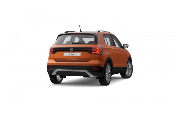 2021 Volkswagen T-Cross C1 85TSI Style Wagon Image 5