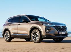 Santa Fe wins 2018 Best Family SUV Award