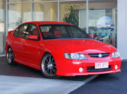 Holden Commodore SS VY II