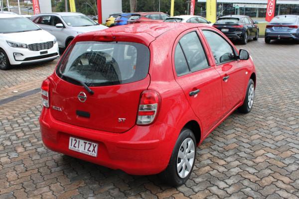 2012 Nissan Micra K13 ST Hatchback Image 3
