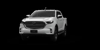 2020 MY21 Mazda BT-50 TF XTR 4x4 Pickup Cab chassis image 3