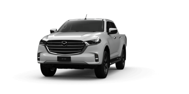 2020 MY21 Mazda BT-50 TF XTR 4x4 Pickup Cab chassis Mobile Image 3