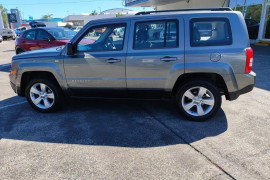 2014 Jeep Patriot MK  Sport Wagon